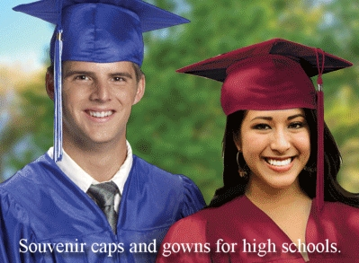 Uiversity Cap & Gown | Academic Regalia | Diplomas | Announcements ...
