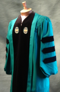Lesley University Doctoral Outfit from University Cap & Gown