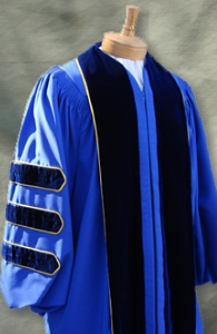Authentic and Custom Doctoral Regalia