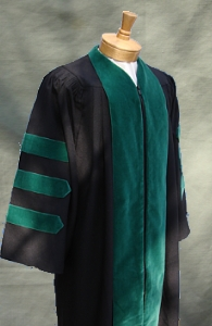 Doctor of Medicine Outfit from University Cap & Gown