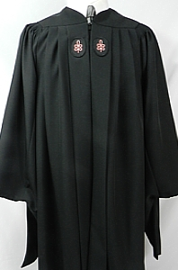 Harvard University Master's Academic Regalia by University Cap & Gown