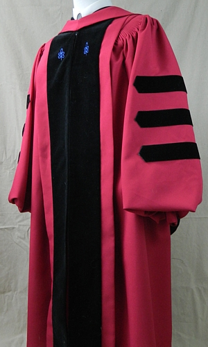 Harvard University Doctoral Outfit by University Cap & Gown