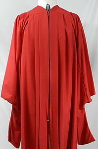 Boston University Master's Academic Regalia by University Cap & Gown