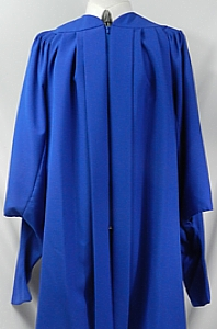 Custom master's degree robe by University Cap & Gown