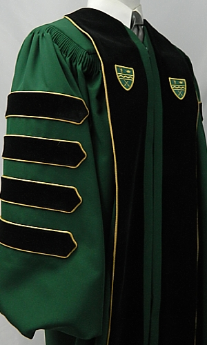 Newbury College Presidential Regalia by University Cap & Gown