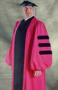 Harvard University Doctoral Outfit from University Cap & Gown