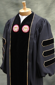 MCPHS University Doctoral Outfit from University Cap & Gown