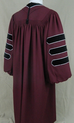 Umass Amherst Doctoral Outfit By University Cap Amp Gown