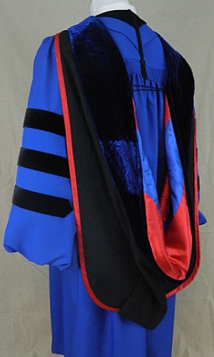 Umass Lowell Doctoral Outfit By University Cap Amp Gown