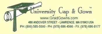 University Cap & Gown | Graduation Caps and Gowns | Diplomas | Class Rings