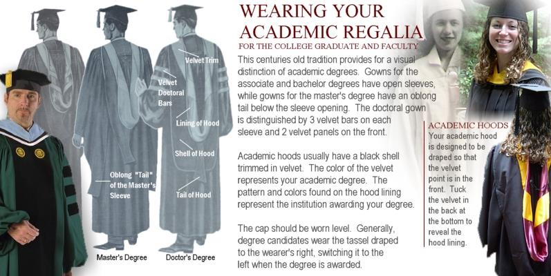 Faculty Regalia for College Professors